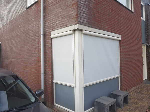 Screen doeken vervangen